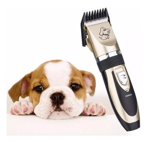 cortadora maquina rasuradora lana mascotas perro recargable