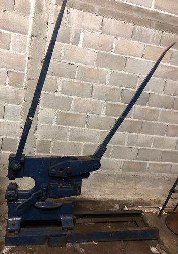 cortadora multiple de hierros t i u cizalla y punzonadora