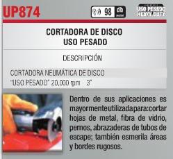 cortadora neumatica uso pesado urrea up874
