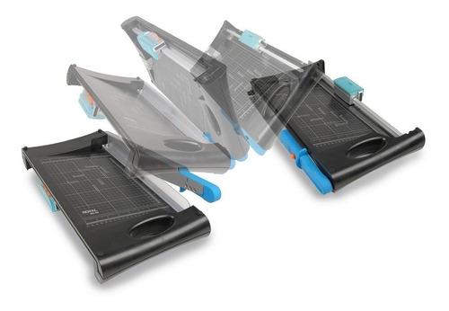 cortadora papel royal dc20 a3 guillotina + cizalla 2en1