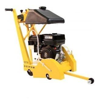 cortadora para concreto motor gasolina