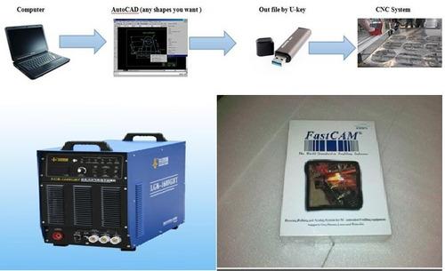 cortadora plasma cnc corte pantografo oxicorte soldadora kit