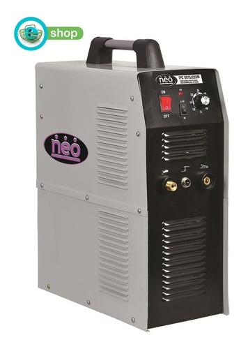 cortadora por plasma con compresor incorporado neo ipc1012/2