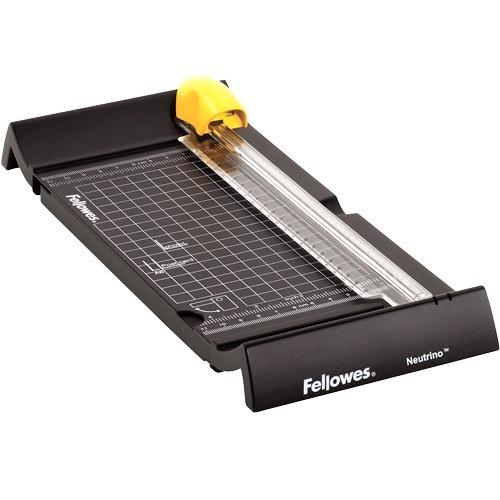 cortadora rotativa fellowes neutrino guillotina envío gratis