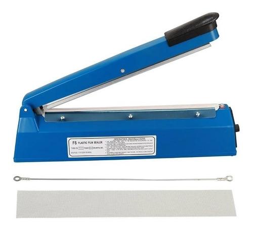 cortadora selladora bolsas con regulador progresivo 40cm