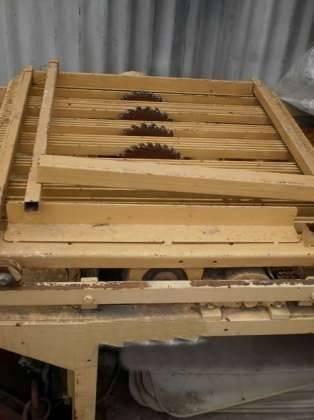 cortadora sierra escuadradora,para madera o carpinteria