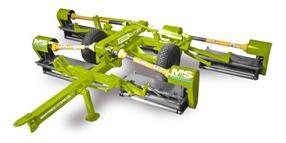 cortadora steel cutter de arrastre de 5 cuerpos