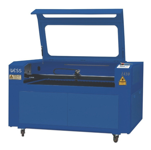 cortadora y grabadora laser 1.40 x 1.00 mt