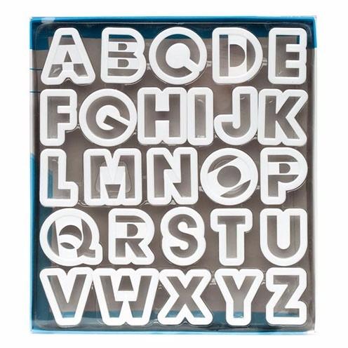 cortadores abc alfabeto - ateco