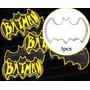 Juego Cortador Diseño Murcielago / Batman