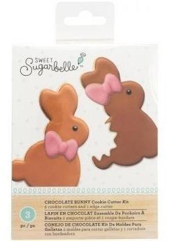 cortadores de biscoitos sweet sugarbelle tema páscoa