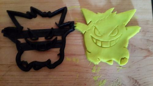 cortadores galleta pokemon