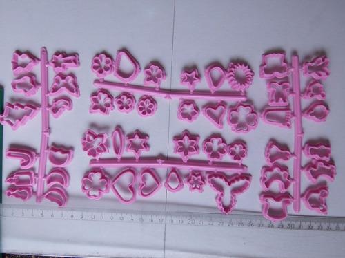 cortadores pequeños porcelanicron,arcilla polimerica