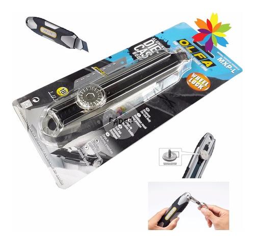 cortante cutter olfa modelo mxp l18 mm barrio norte