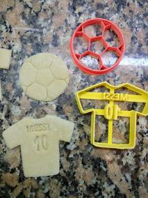 Galletas Decoradas Pelotas De Futbol Todo Para Bazar Y