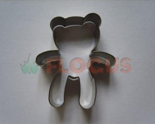 cortante molde sapo pepe flogus porcelana galletita bebe