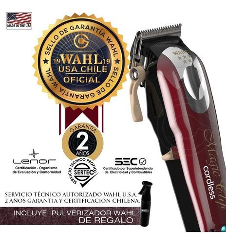 cortapelo wahl magic clip cordless - tienda oficial