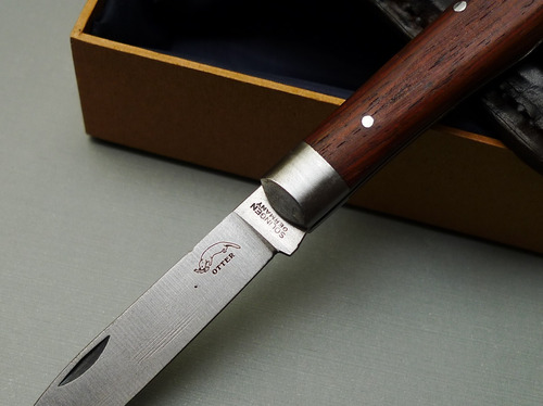 cortapluma/ cuchillo otter/ solingen grabado inc
