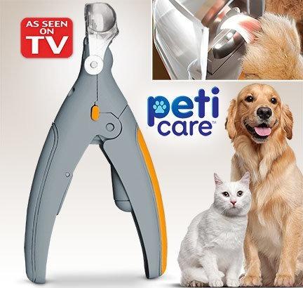cortaúñas para perros y gatos lupa zoom 5x preciso y rápido