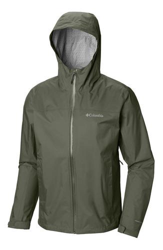 cortaviento evapouration jacket verde