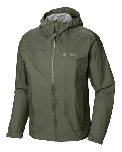 cortaviento evapouration jacket verde columbia