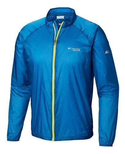 cortaviento f.k.t. wind jacket azul