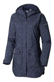 más baratas gran descuento venta venta caliente online Cortaviento Here And There Trench Jacket Azul Columbia