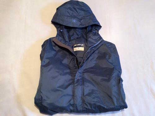 cortaviento rescue chaqueta talla m outdoors dry respirable