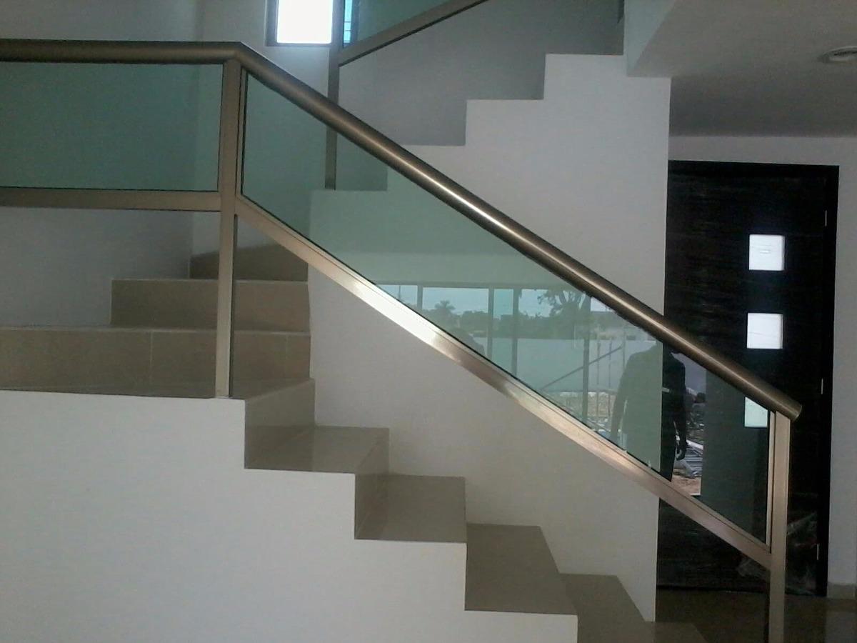 Cortavientos de vidrios barandas de vidrios y aluminios - Barandas de aluminio ...