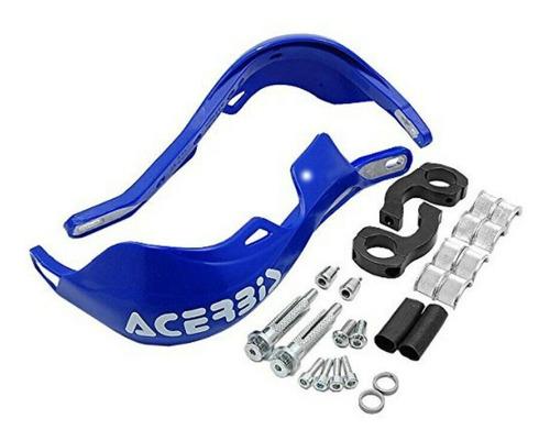 cortavientos super motard azules acerbis 2142000211