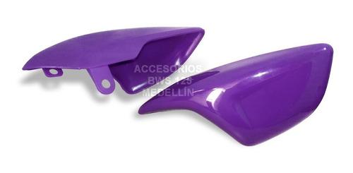 cortavientos tipo original para bws 125 - bws x - bws fi