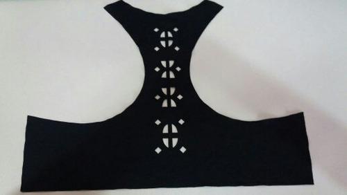 corte calado taller laser textil diseños ropa deport mallas