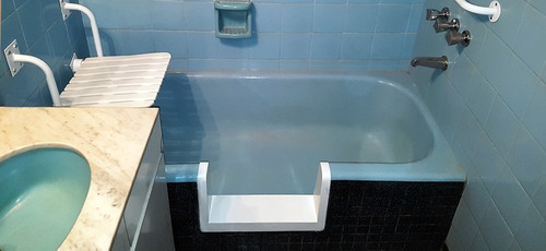 corte de bañeras y accesorios de seguridad - ducha facil