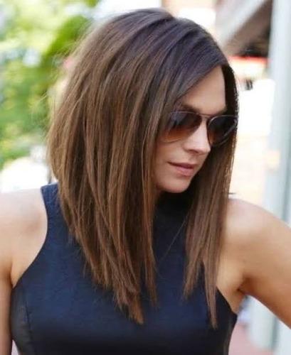 corte de cabello y sesión de tratamiento facial
