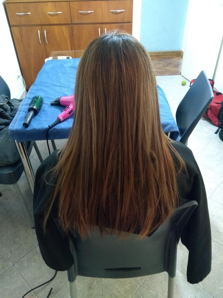 Corte de pelo en domicilio