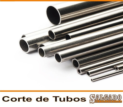 corte de tubos