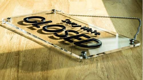 corte laser anuncios letreros cárteles manualidades
