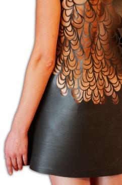 corte laser de tela, textiles, piel & viniles