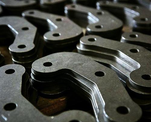 corte laser y plegado de chapas - metalúrgica.
