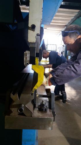 corte plegado y cilindrado , acero inox - acero al carbono