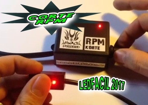 corte rpm moto limitador rpm manual regulable - ledfacil !