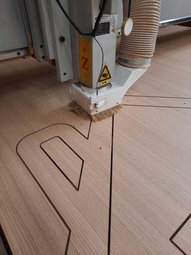 corte y grabado cnc router pantógrafo mdf, maderas, acrílico