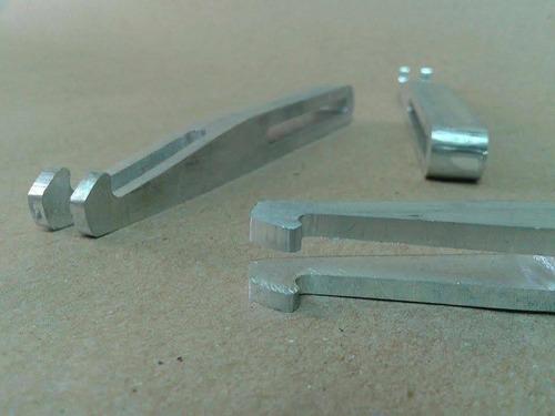 corte y mecanizado aluminio c/ router cnc 3d 2d