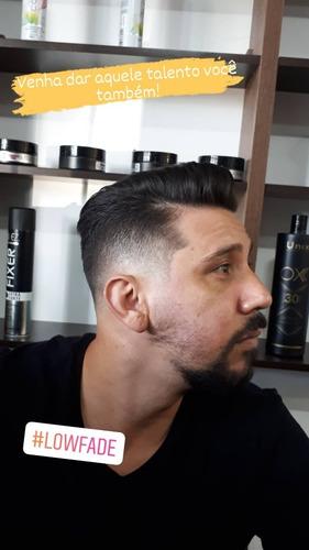 cortes de cabelo, barba e sobrancelhas
