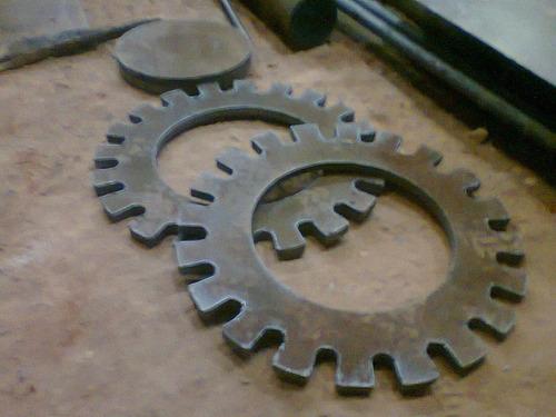 cortes en chapa de acero, aluminio, cobre,con pantografo cnc
