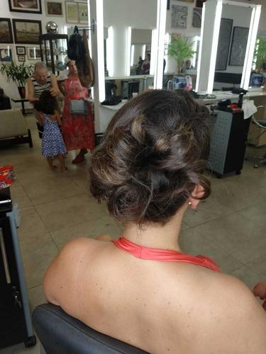 cortes, mechas, penteados