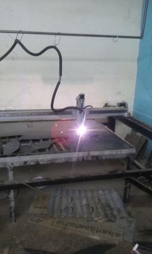 cortes por cnc plasma router oxicorte corte en metal laminas