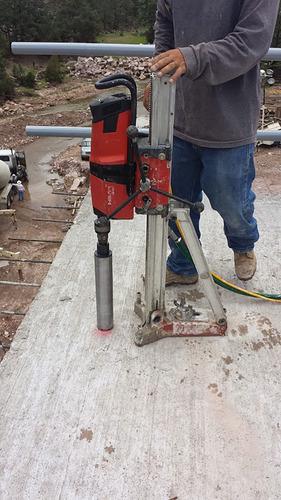 cortes y perforaciones de concreto, anclajes y demoliciones