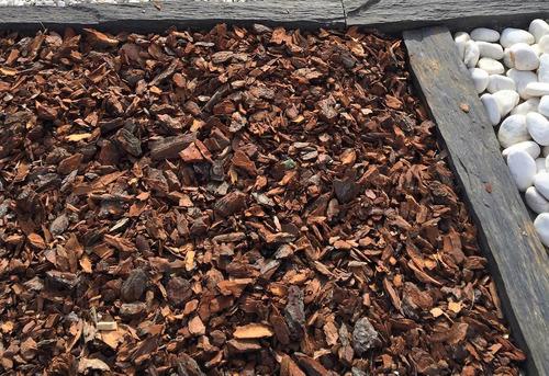 corteza chip de pino conifera x 60 dm3
