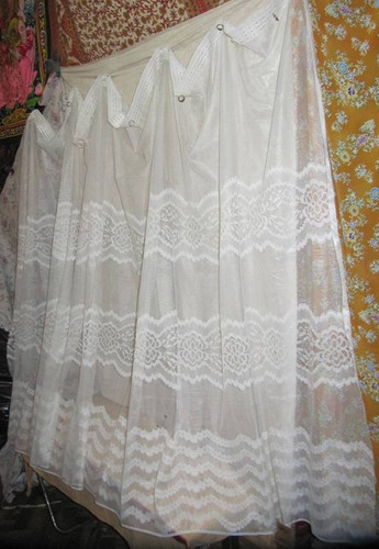 cortina antigua